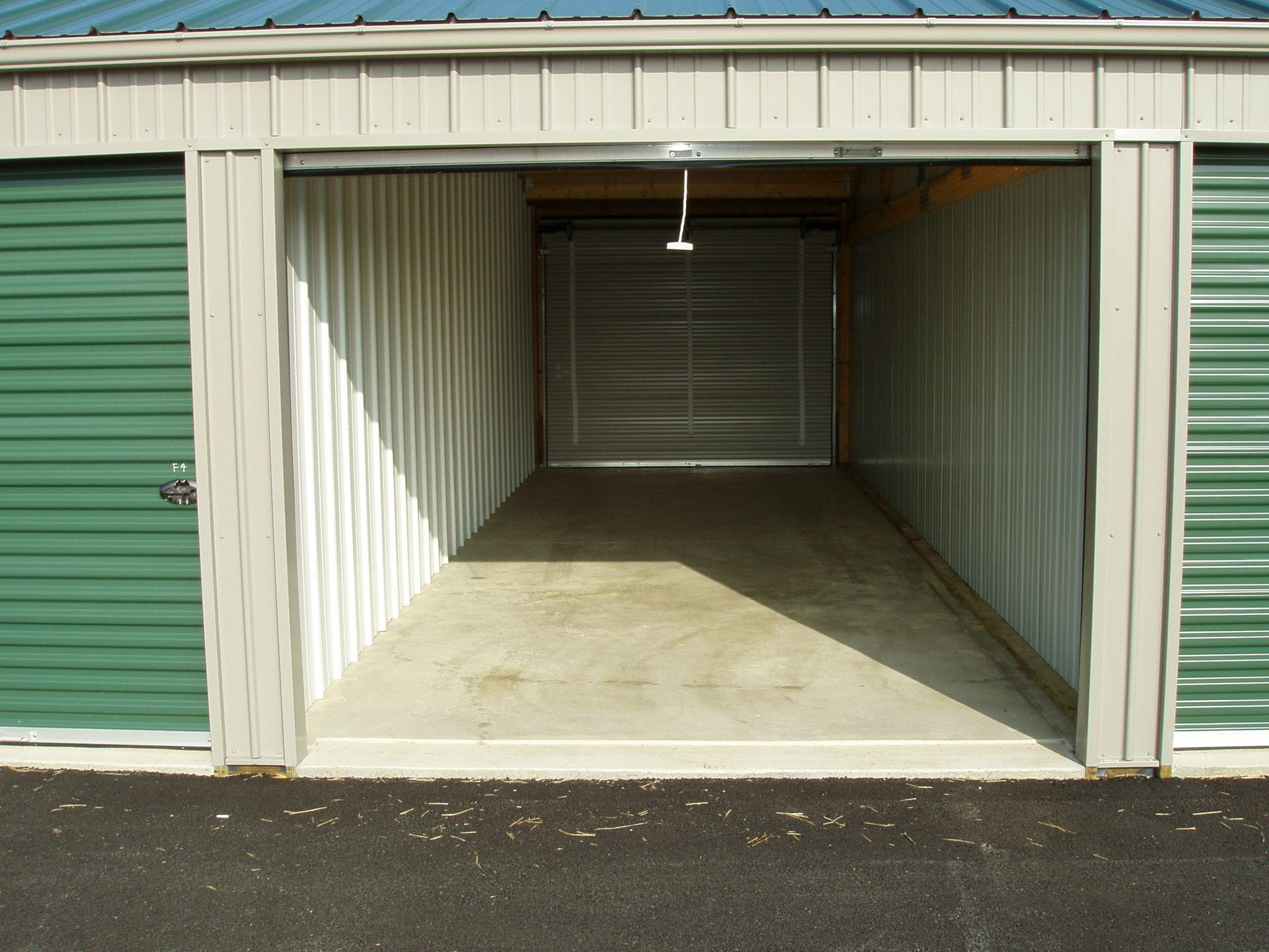 Safe and Secure Storage Inc